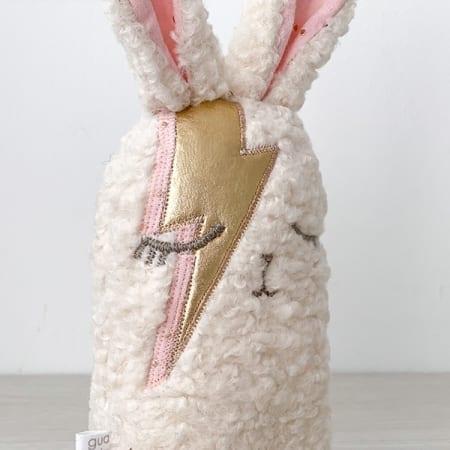 pretty bunny soft toy plushy bowie softy